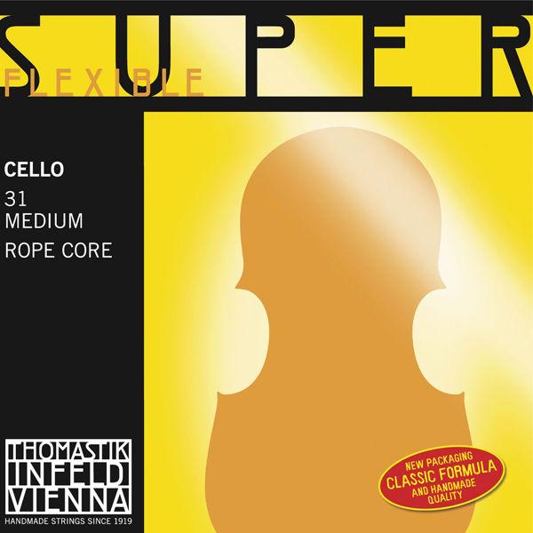 Thomastik Superflexible 4/4 žice za violončelo