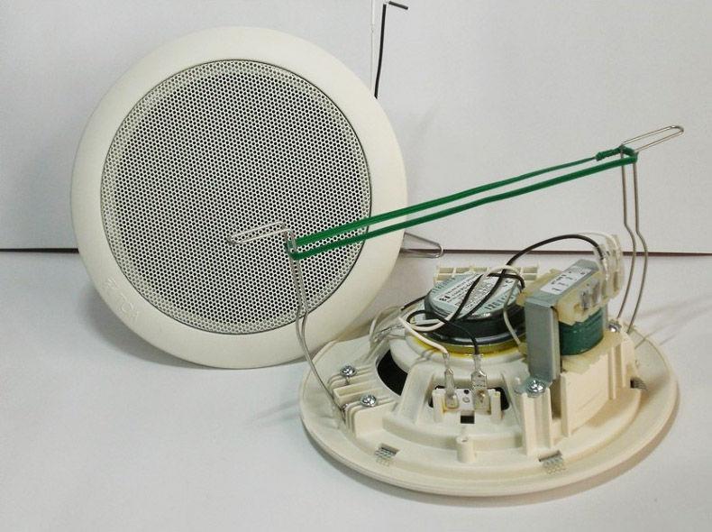 TOA PC-648 plafonski 100V zvučnik