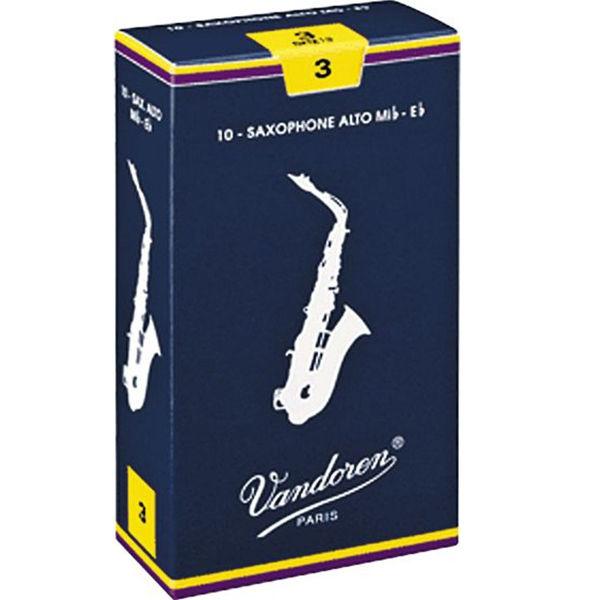 Vandoren Traditional trska za alt saksofon 3.0