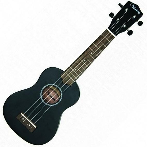 Veston KUS15 BK soprano ukulele
