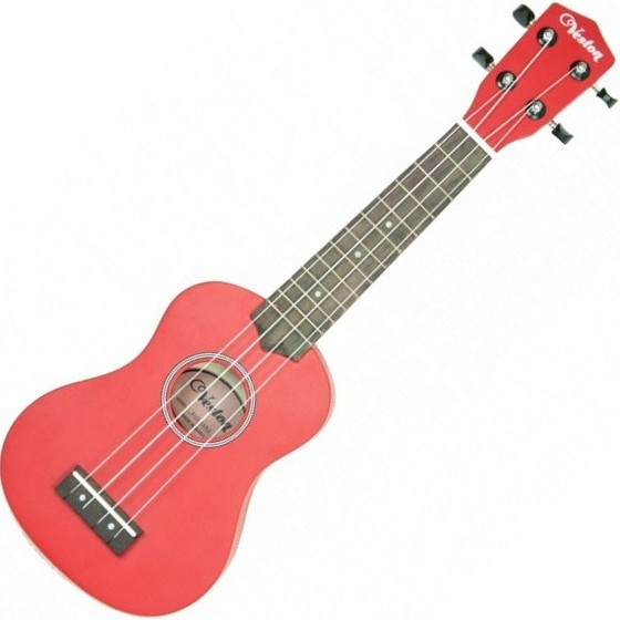Veston KUS15 RD soprano ukulele
