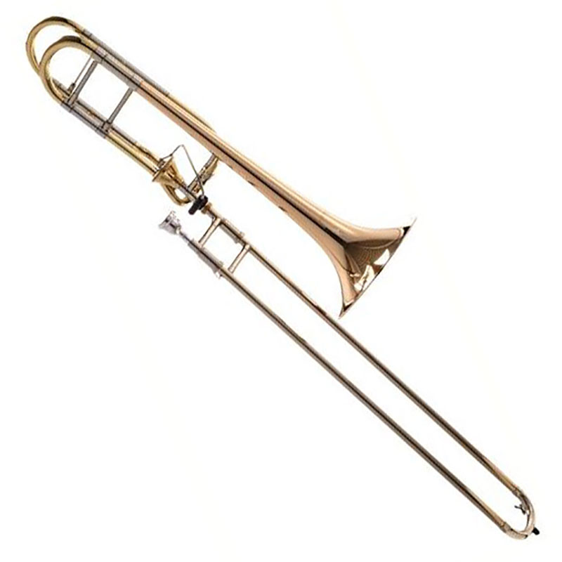 Vincent Bach 42AFG trombon