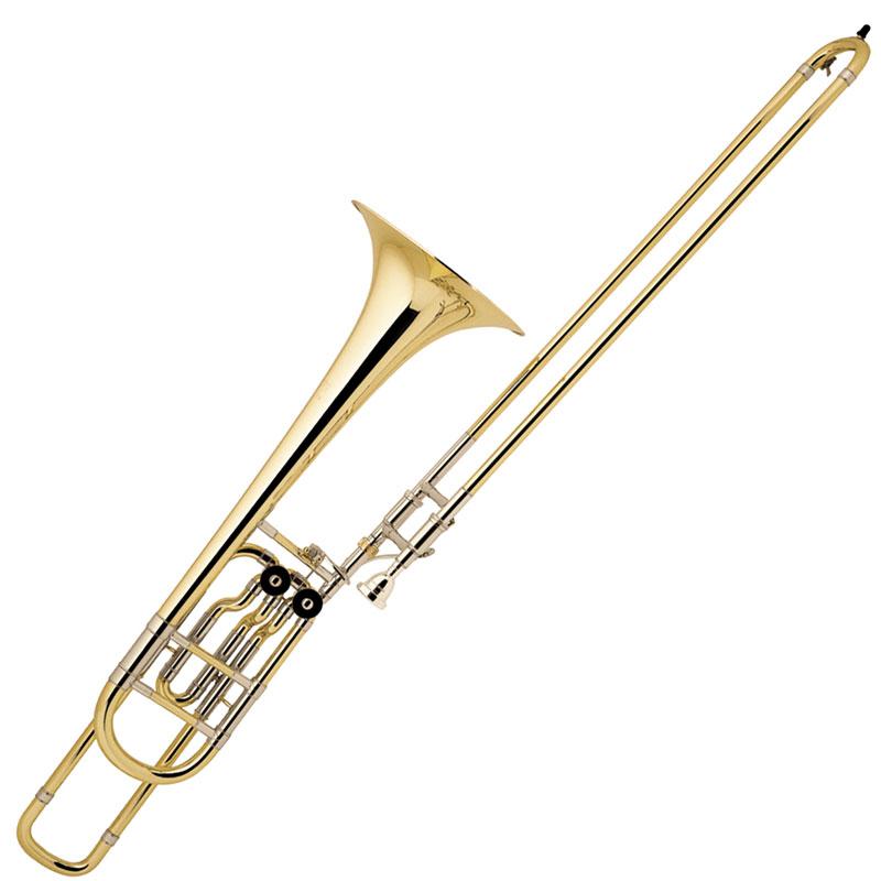 Vincent Bach 50B2 trombon