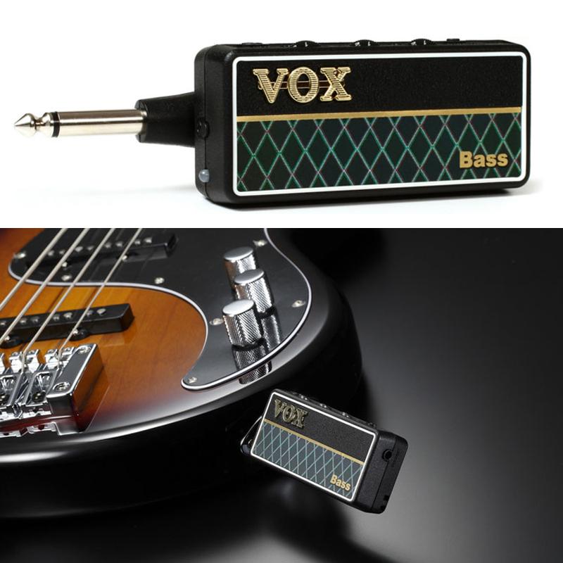 VOX amPlug 2 Bass pojačalo za slušalice