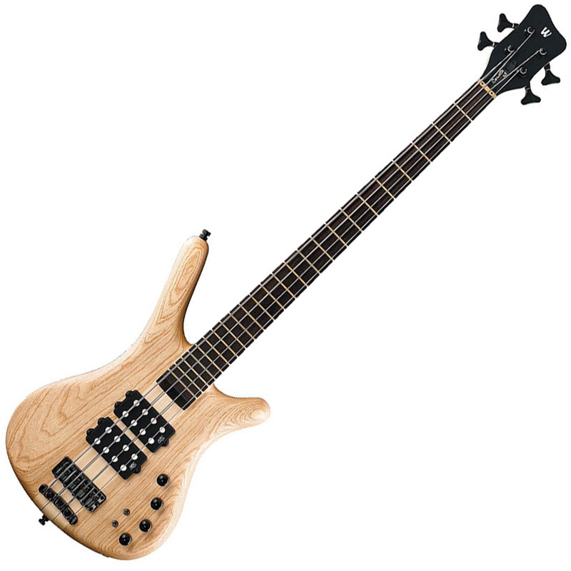 Warwick Corvette $$ NT 4 natural oil finish bas gitara