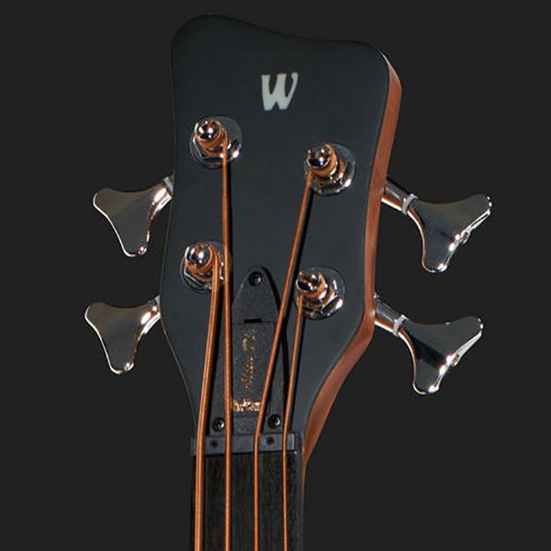 Warwick RockBass Alien Deluxe 4 FL akustična bas gitara
