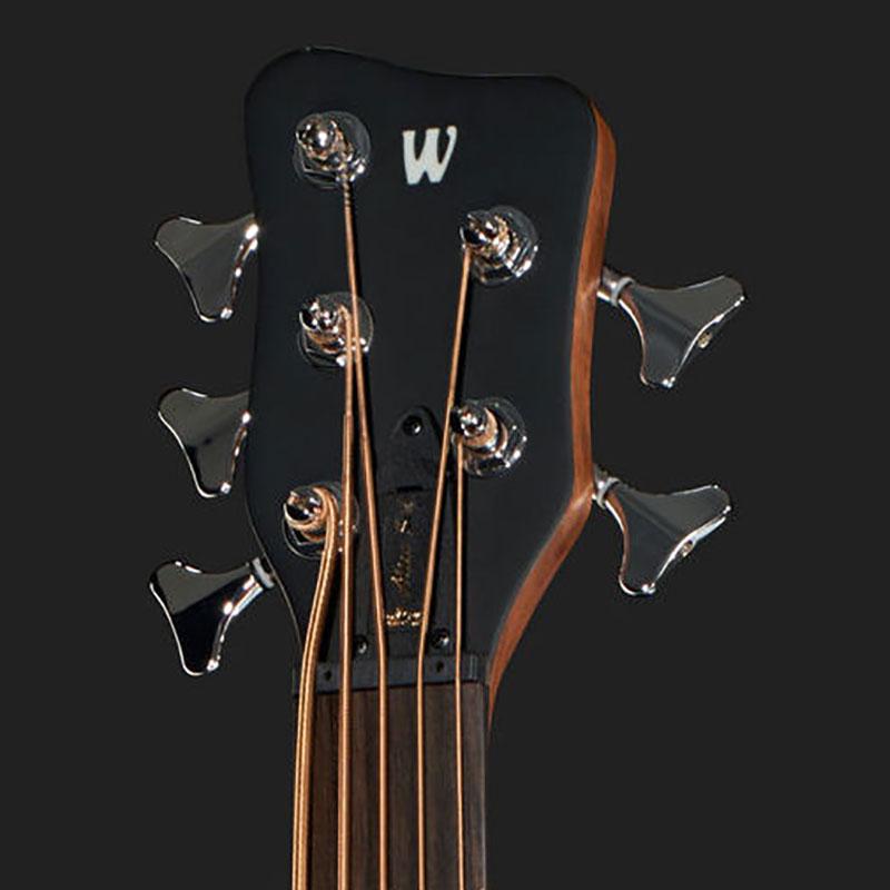 Warwick RockBass Alien Standard 5 FL akustična bas gitara