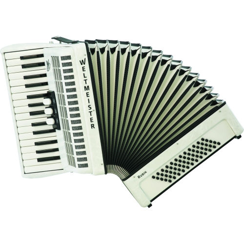 Weltmeister Rubin klavirna harmonika sa 60 baseva