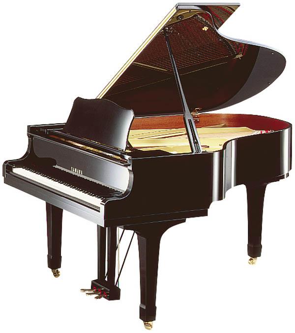 Yamaha C3  Grand Piano – 186 cm