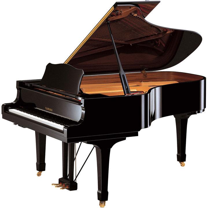 Yamaha C6  Grand Piano – 212 cm