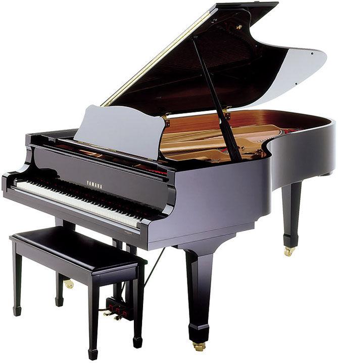 Yamaha C7  Grand Piano 227 cm
