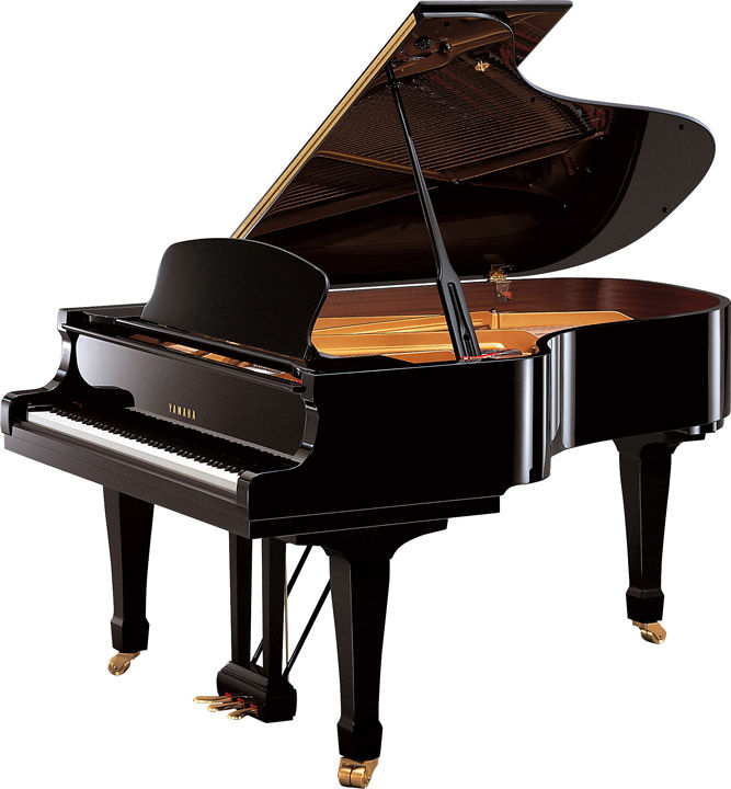 Yamaha S4 BB Hand-Crafted Grand Piano – 191 cm