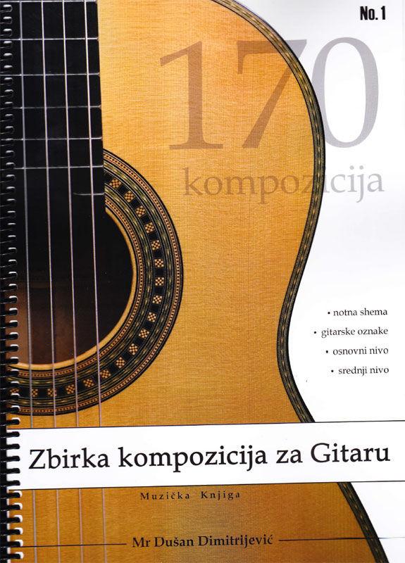 Zbirka kompozicija za gitaru