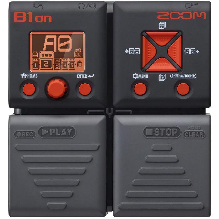 ZOOM B1on procesor za bas gitaru