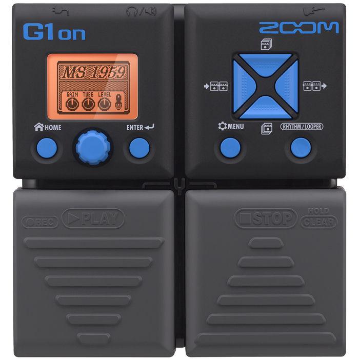 Zoom G1on gitarski procesor