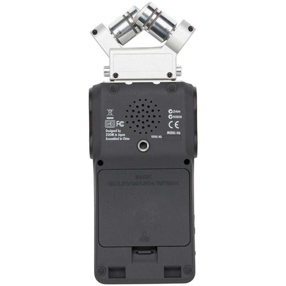 Zoom H6 ručni snimač