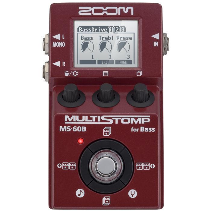ZOOM MS-60B MultiStomp gitarska pedala