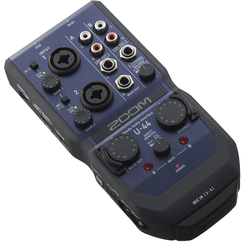 Zoom U-44 ručni snimač
