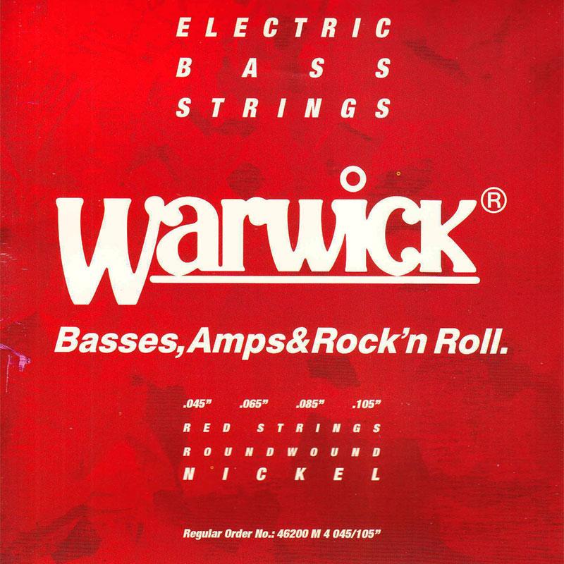 Warwick 46200 M žice za četvorožičanu bas gitaru