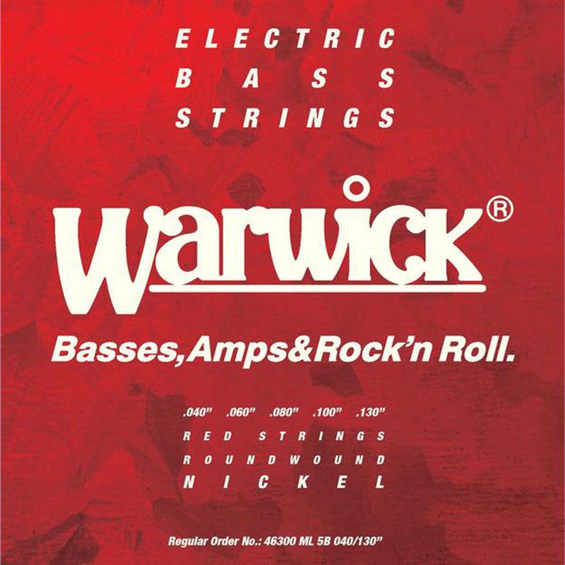 Warwick 46300 ML žice za petožičanu bas gitaru