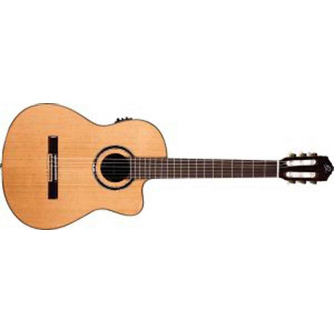 Ortega RCE159SN zvuči dobro ozvučena i na akustici