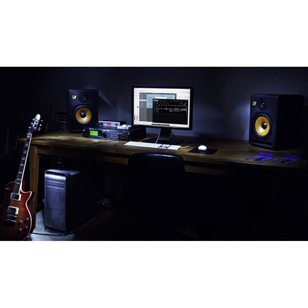 Audio monitori u kućnom studiju