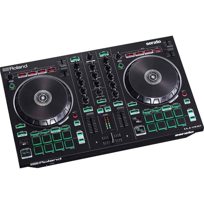 Roland DJ-202 DJ kontroler
