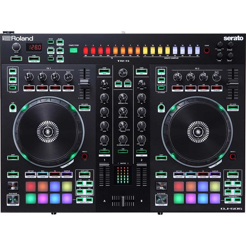 Roland DJ-505 DJ kontroler