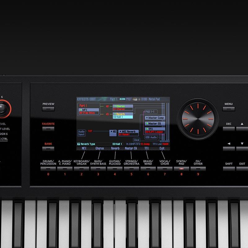 Roland FA-07 sintisajzer