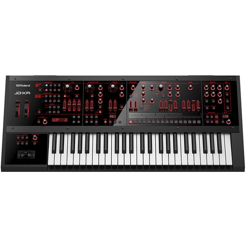 Roland JD-XA crossover sintisajzer