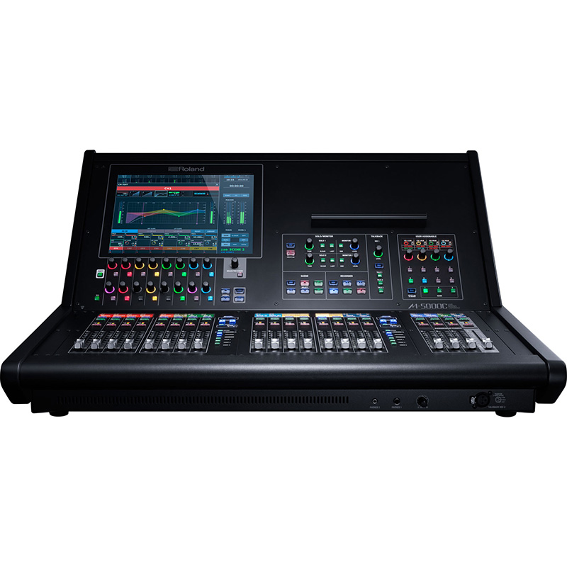 Roland M-5000C Video Mixer