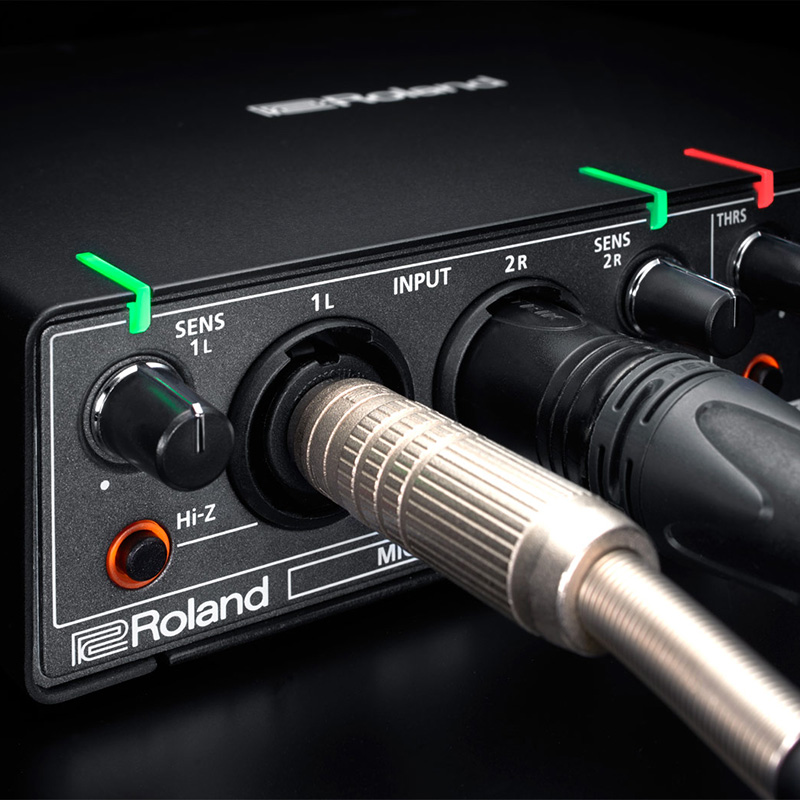Roland Rubix-22 High Resolution USB audio interface