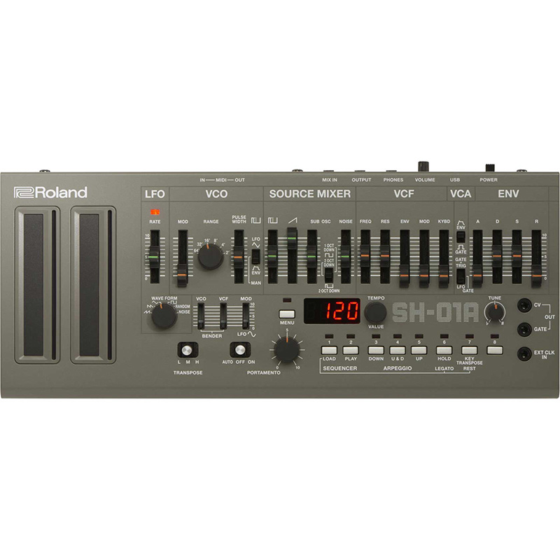 Roland SH-01A (2) sound module