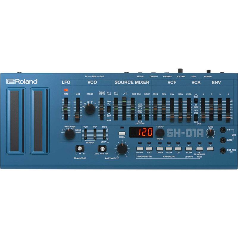 Roland SH-01A (3) sound module