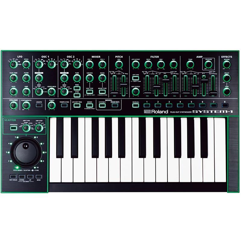 Roland SYSTEM-1 (2) Plug-Out Sythesizer