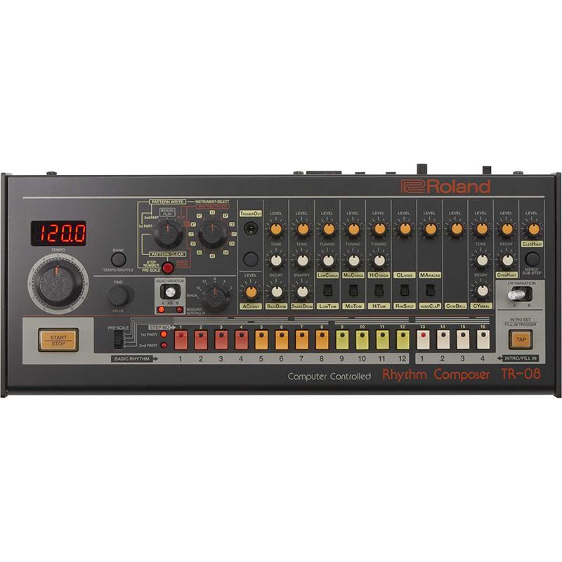 Roland TR-08 (4) sound module