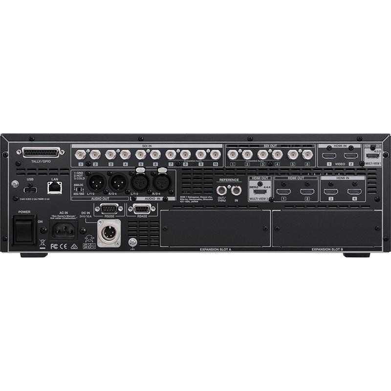 Roland V-1200HD Hybrid Engine 2 M/E Switcher and Processor