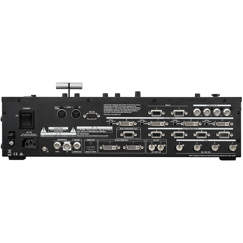 Roland V-800HD MKII Multi-Format Video Mixer