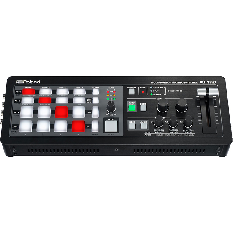 Roland XS-1HD Video Mixer