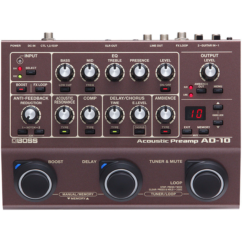ad-10_main_gal Acoustic Preamp