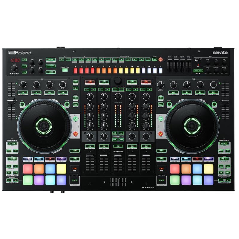 dj-808 DJ kontroler