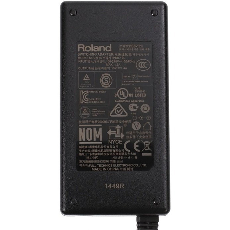 Roland PSB-12U AC Adapter