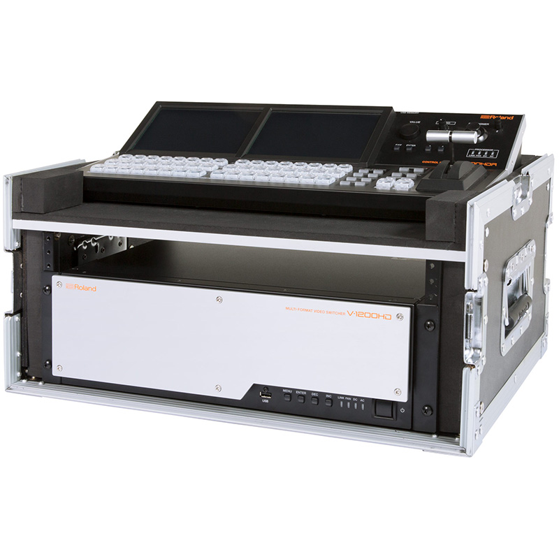 Roland RRC-V1200 Mixer Combo Case