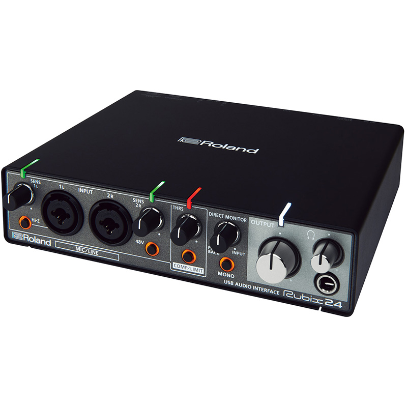 rubix24_2_gal audio interface