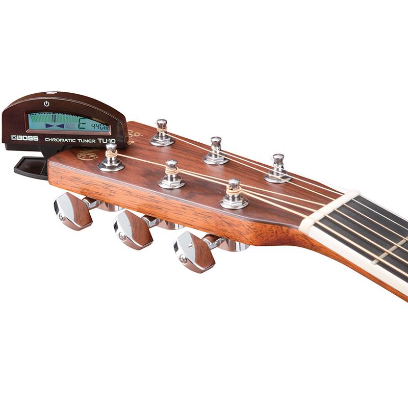 Boss TU-10 BN Clip-on Tuner for Guitar