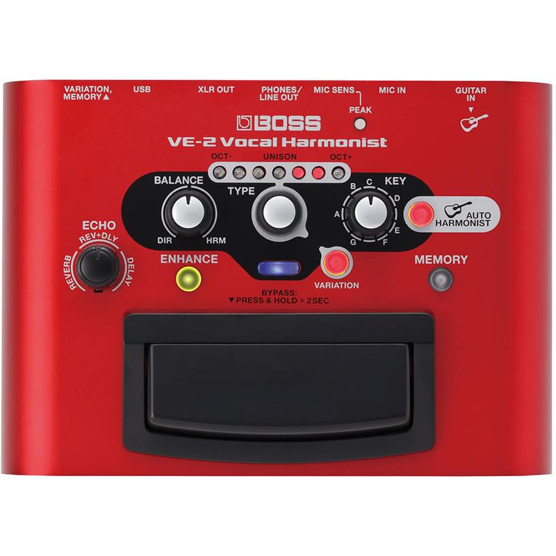 ve-2 Vocal Processor