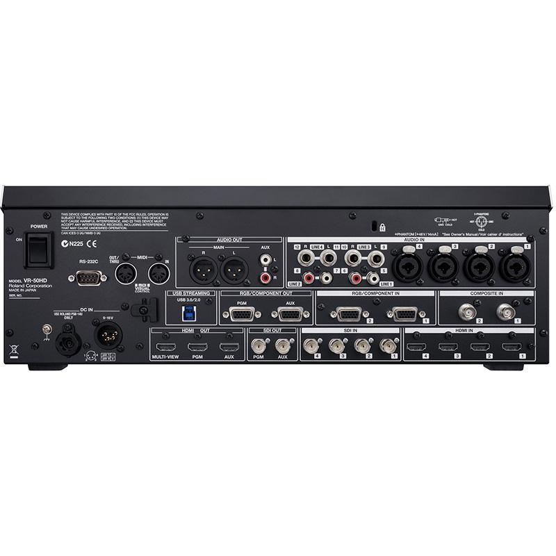 Roland VR-50 HD Audio Video mixer