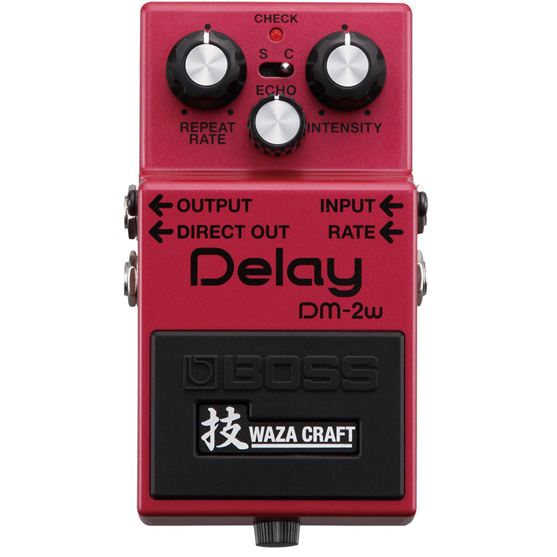 Boss DM-2W Waza Craft Analog Delay
