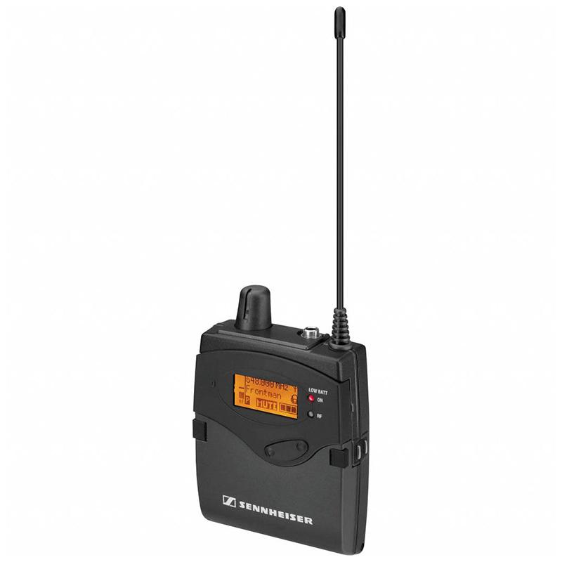 Sennheiser EK 2000 BW-X Wireless Microphone Receiver