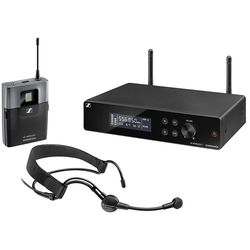 Sennheiser XSW 2-ME3-B bežični mikrofon